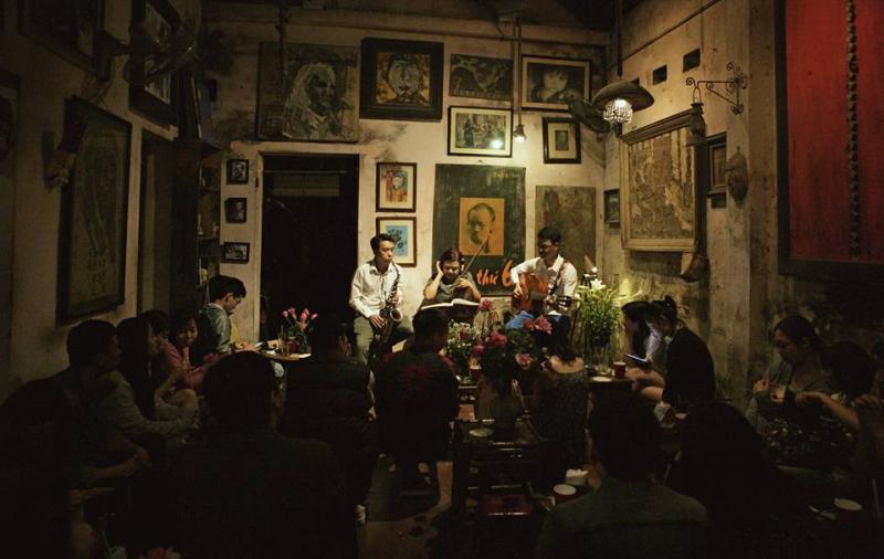 Cafe Cuối Ngõ