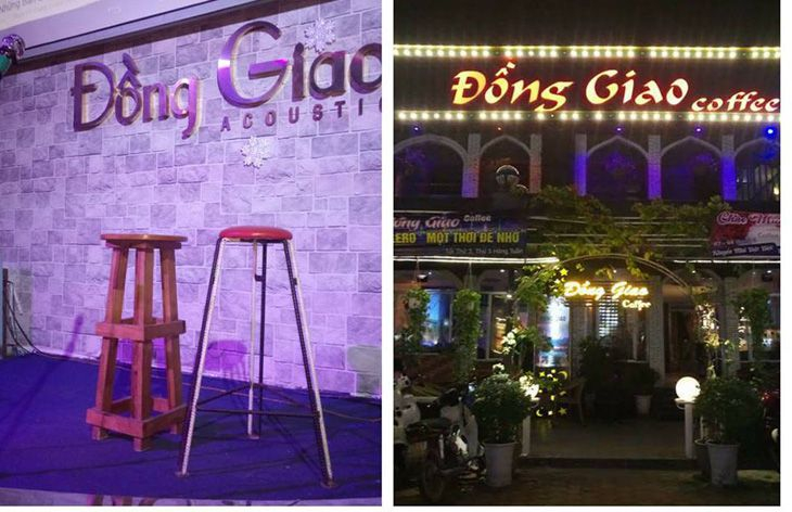 Cafe Đồng Giao