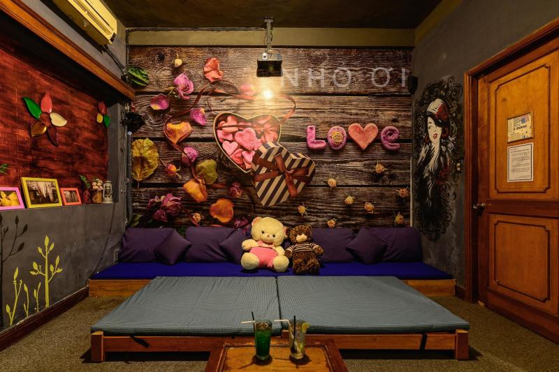 Cafe HD Nhỏ Ơi