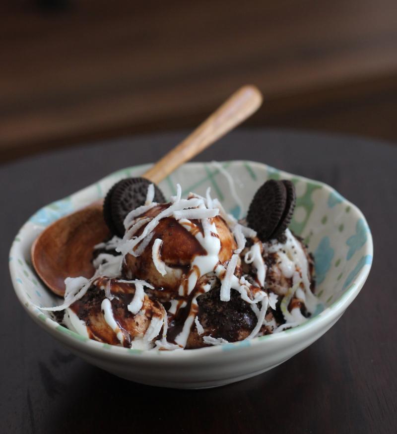 Cafe Ice - Cream Mum