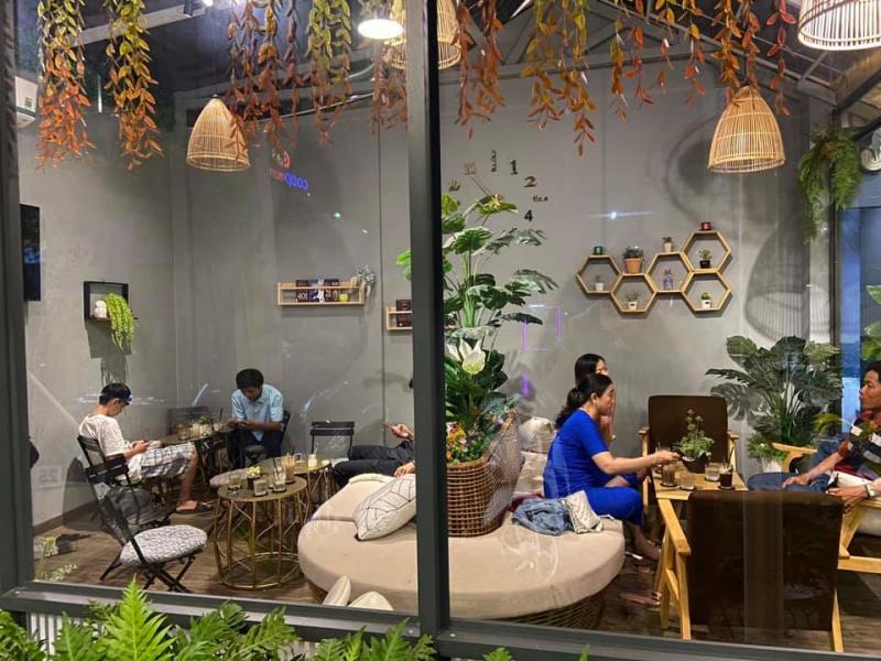 Cafe Ken Lê