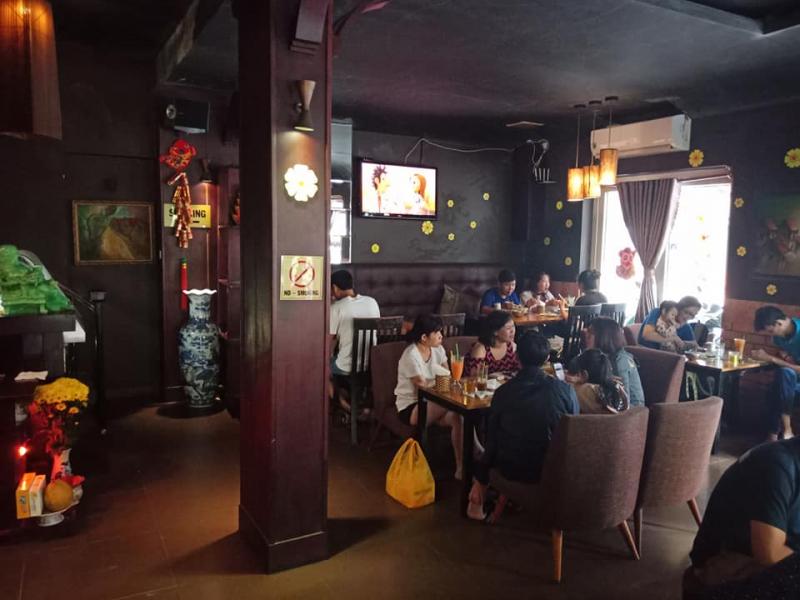 Cafe Moka - Quán cafe ngồi bệt đẹp nhất ở Nha Trang