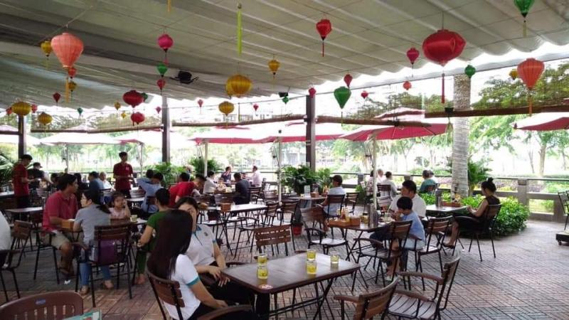Cafe Nam Long Garden