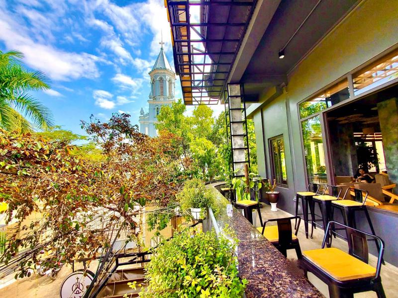 Cafe Nhà Thờ - The Church Coffee