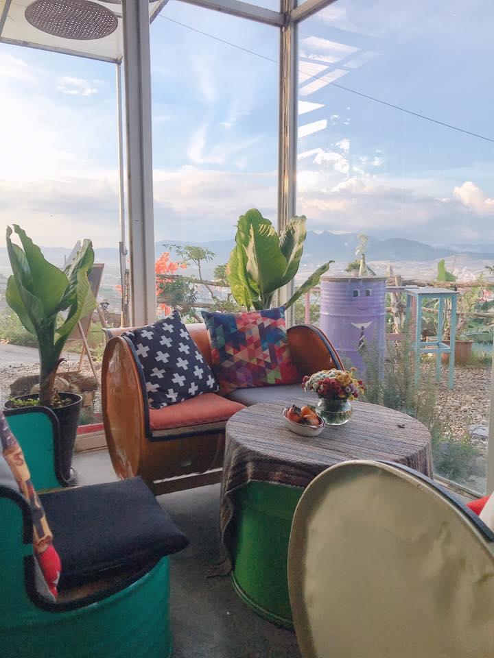 Café Nông Trại Vui Vẻ Sunny Farm