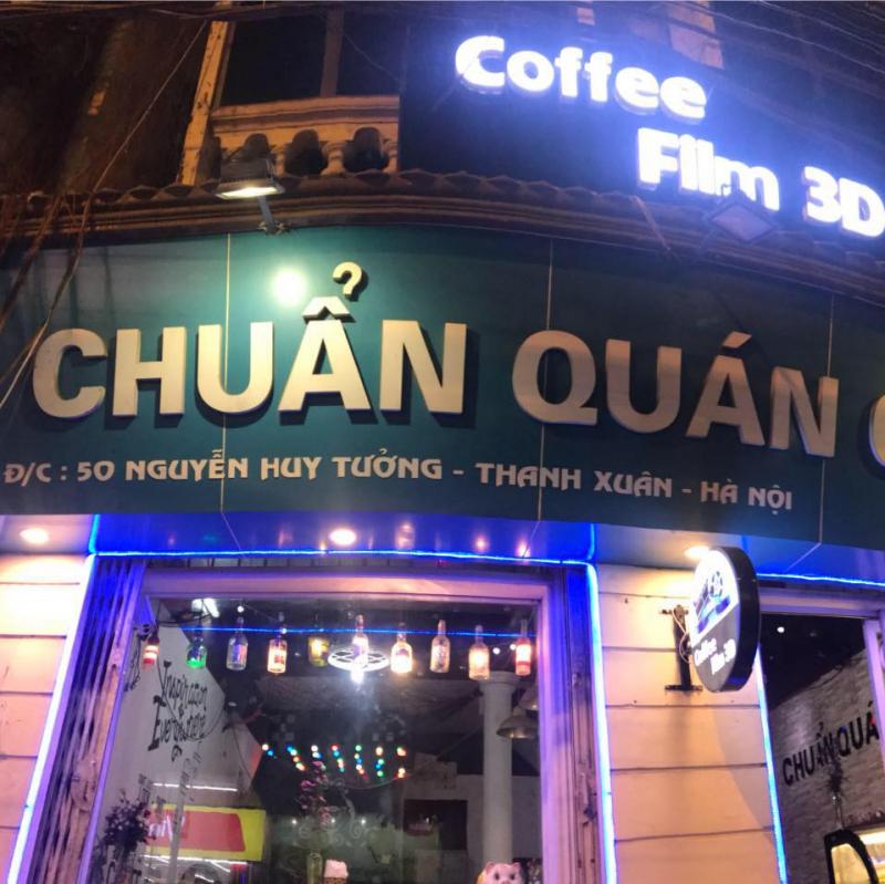 Cafe phim 3D - 50 Nguyễn Huy Tưởng