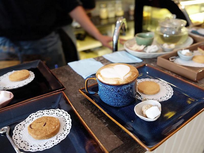 Cafe rất thơm ngon và được bài trí đẹp mắt
