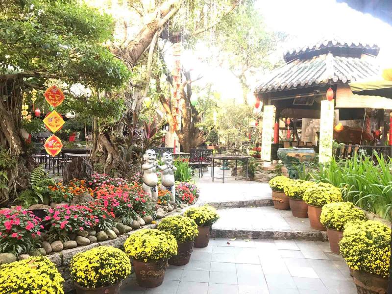 Cafe Trúc Lâm Viên - Cà phê vườn sinh thái