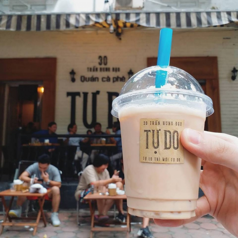 Cafe Tự Do