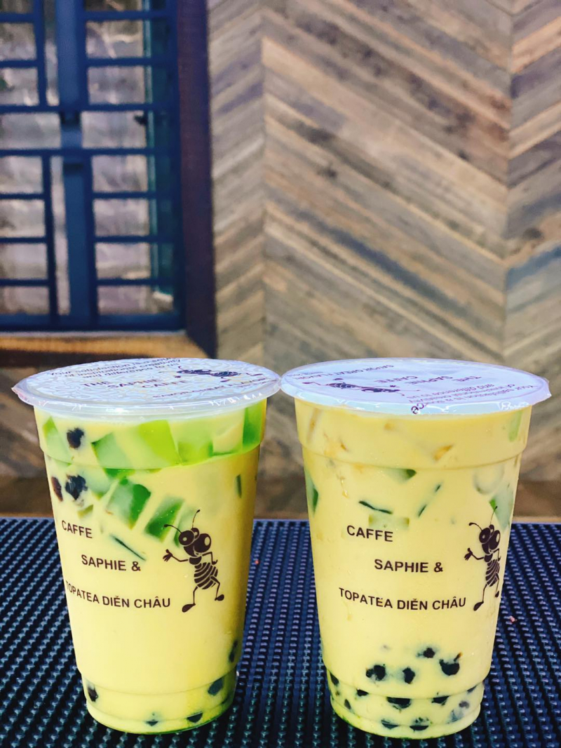 Caffe Saphie & Topa Tea Diễn Châu