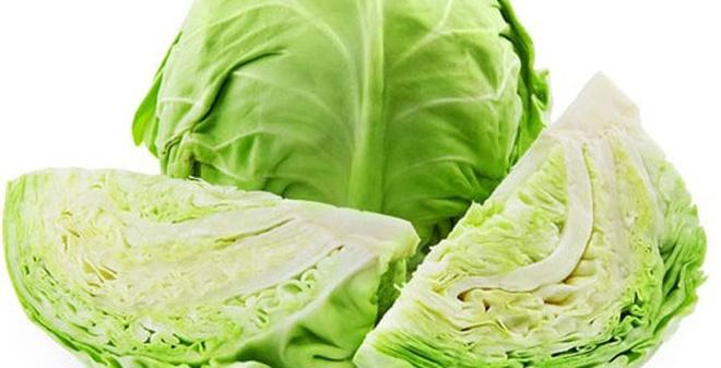 Bắp cải rất quan trọng đối với việc phòng ngừa bệnh loãng xương ở tuổi trung niên
