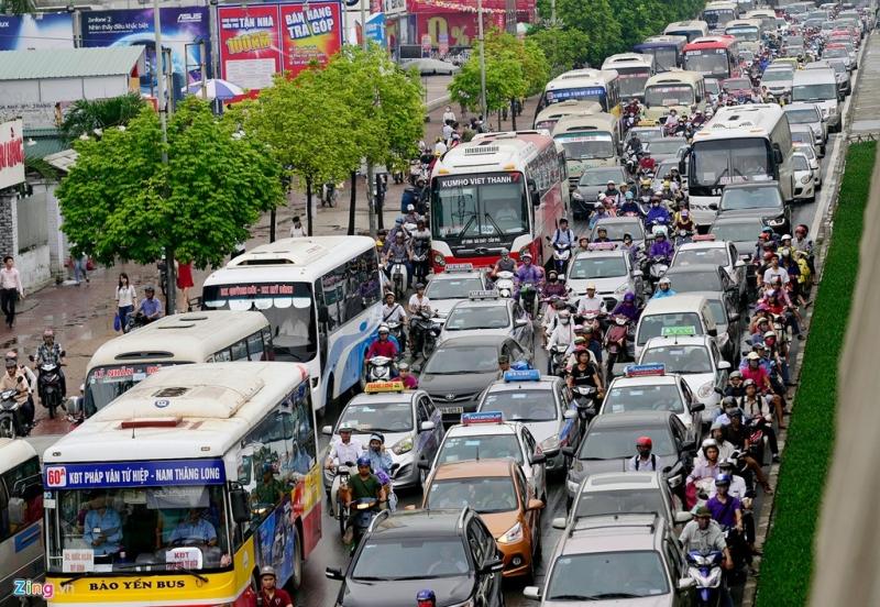 Cải tạo giao thông tại các thành phố lớn