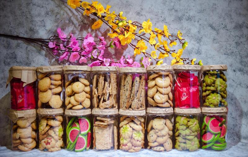 Bánh ngọt homemade - Lựa chọn tuyệt vời cho những ai yêu thích sự hoàn hảo.