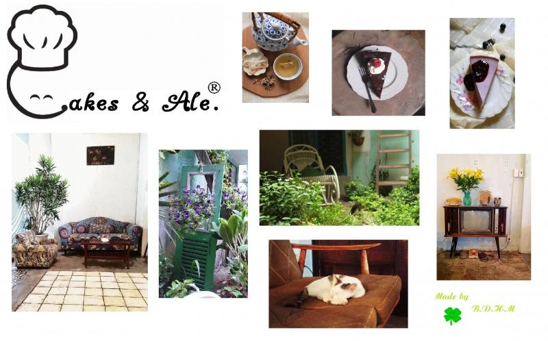 Một số hình ảnh về Cakes & Ale - Nguồn: sưu tầm
