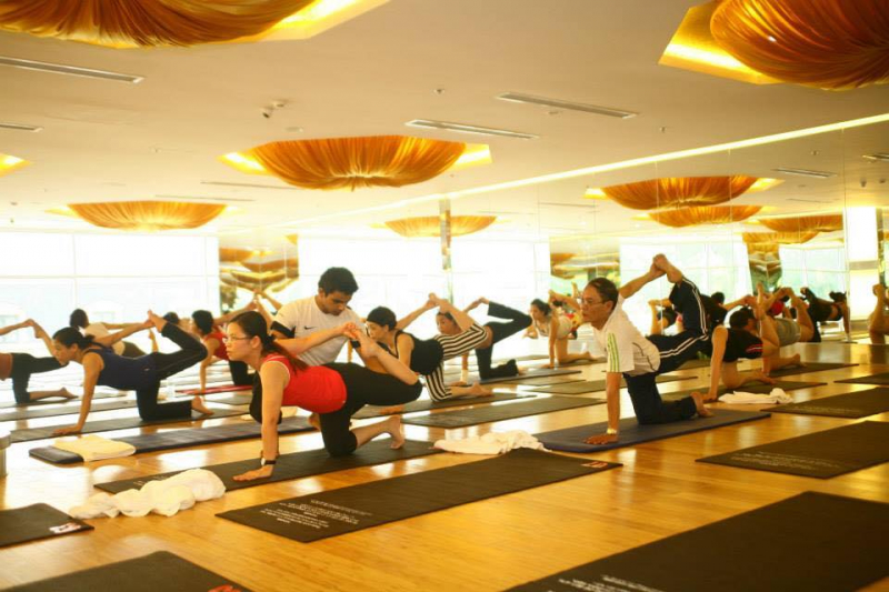 California Fitness & Yoga Nha Trang