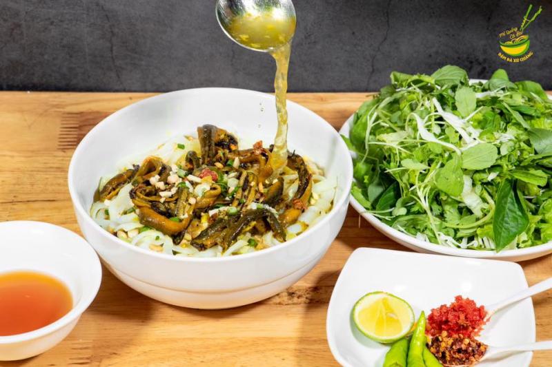 Calla House - Noodles Quang