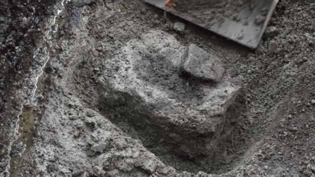 Calvert Island Footprints