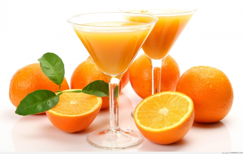 Ăn cam hàng ngày tốt cho sức khoẻ