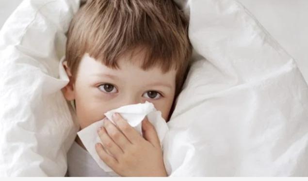 Bệnh cảm cúm ở trẻ