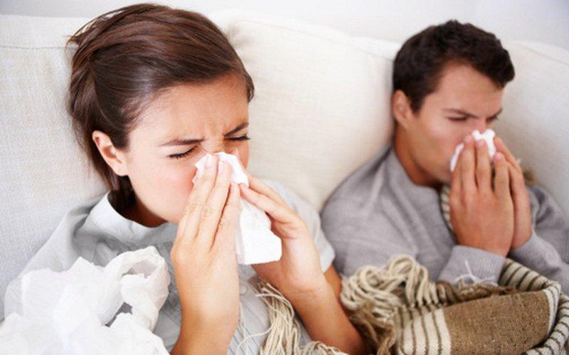 Sổ mũi, hát hơi là biểu hiện thường thấy của bệnh cảm cúm