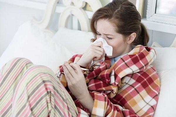 Trị được bệnh cảm cúm