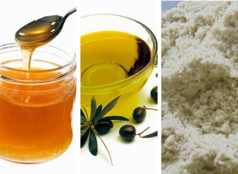 Cũng giống như bột đậu đỏ, cám gạo chứa nhiều tinh bột và protein giúp nuôi dưỡng và tái tạo da mới vô cùng hiệu quả.
