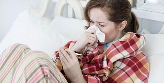 Triệu chứng người bị cảm lạnh