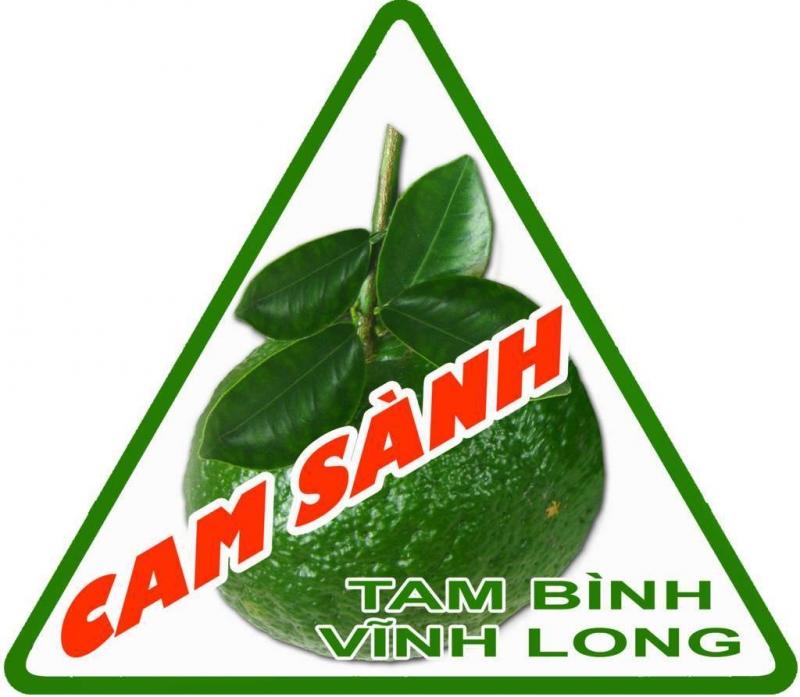 Cam sành Tam Bình