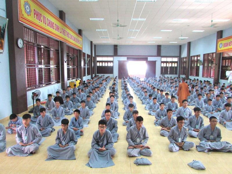 Càm xúc ngày học thiền - Lan Thanh (Ảnh minh họa - Nguồn Internet)