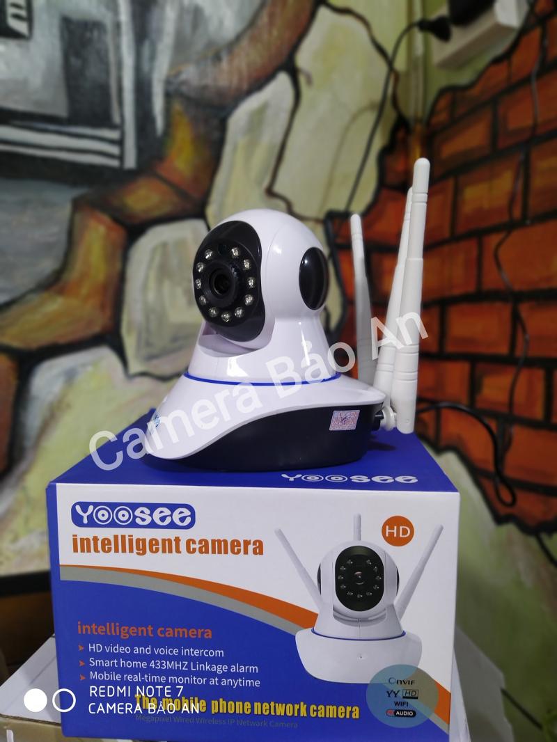 Hệ thông camera của Camera Bảo An