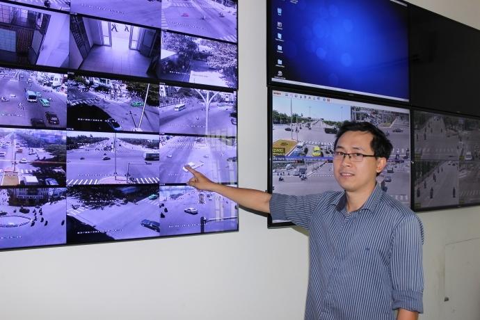 Đà Nẵng đang triển khai thêm việc lắp đặt camera giám sát tại nhiều nơi