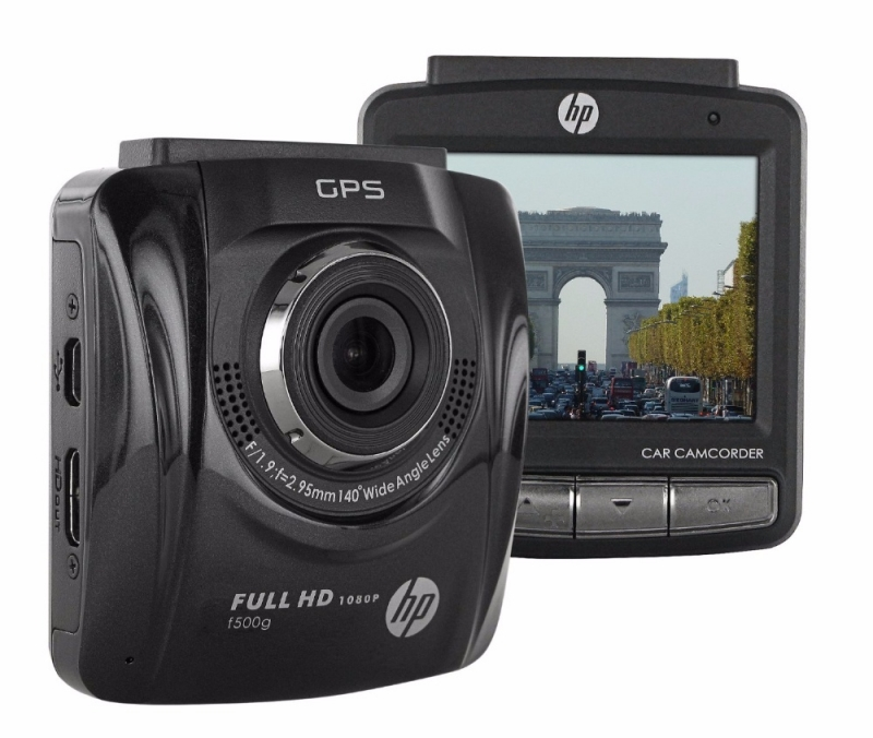 Camera giám sát hành trình HP F500G GPS
