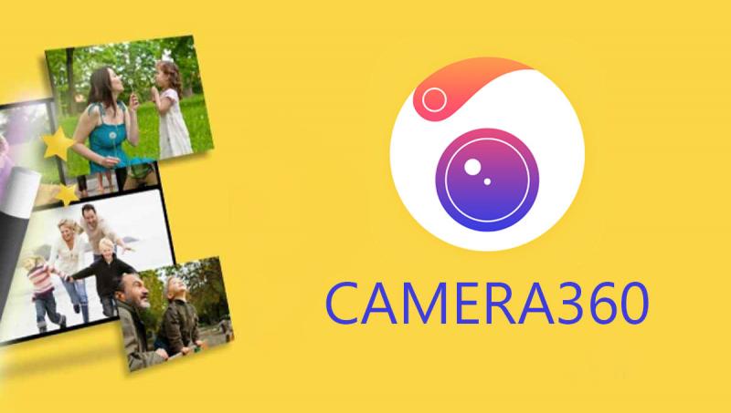 Ứng dụng chỉnh sửa ảnh Camera360
