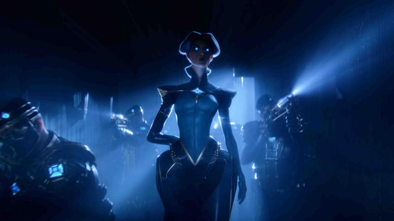 Camille xuất hiện ấn tượng trong League of Legends Cinematic: Awaken