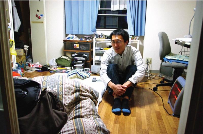 Căn bệnh Hikikomori