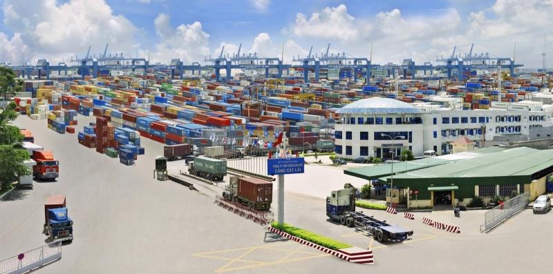 Cán cân thương mại Việt Nam 2016
