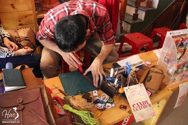 Làm đồ handmade đòi hỏi sự khéo léo