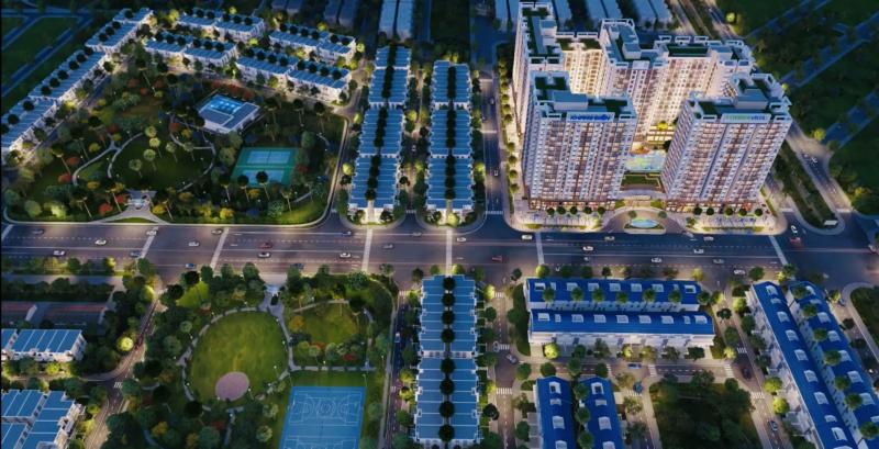 Tổng quan về dự án Lovera Vista