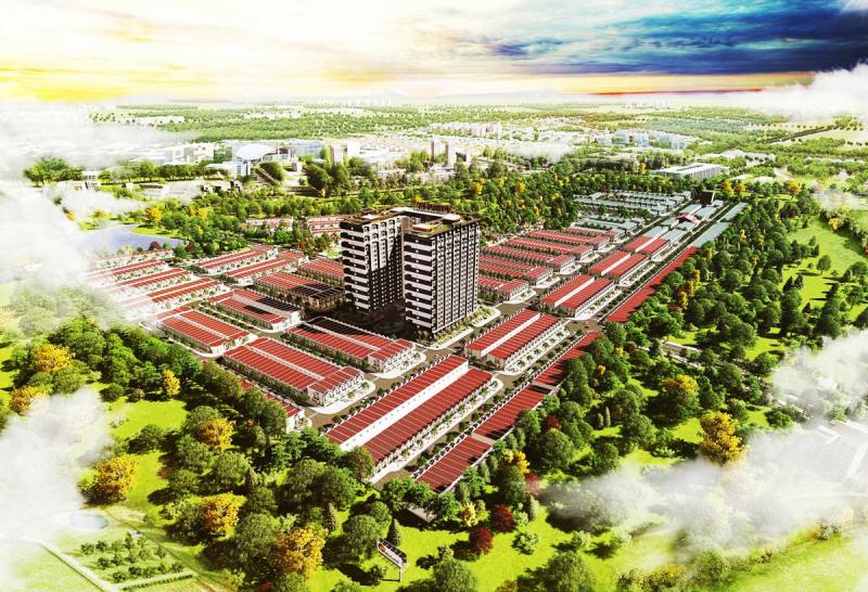 Tổng quan dự án Thịnh Gia Tower