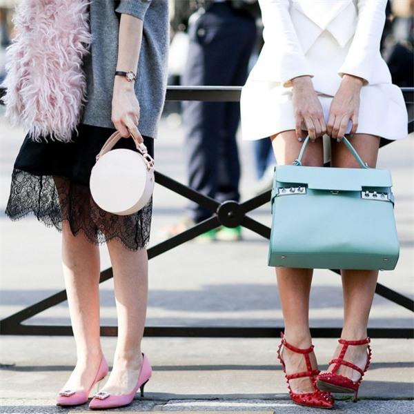 Mọi thứ thật sự hoàn hảo khi bạn chọn được đôi giày phù hợp