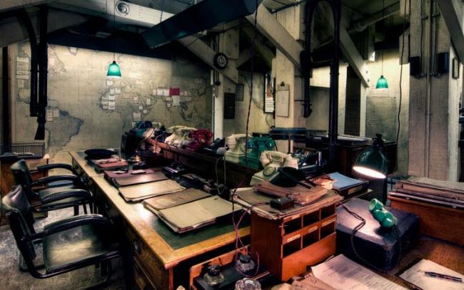 Phòng của Churchill
