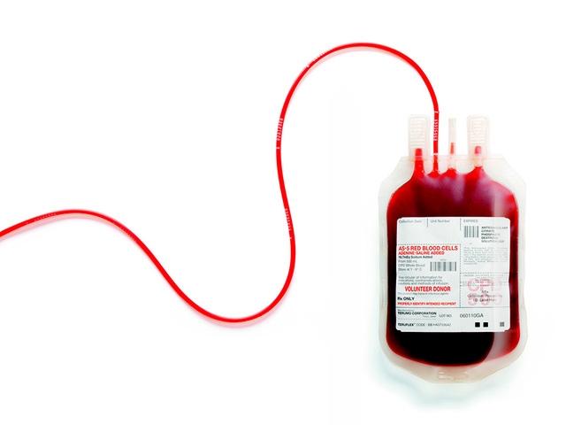 Tuân thủ các thủ tục khi trao đổi máu để phòng bệnh xã hội