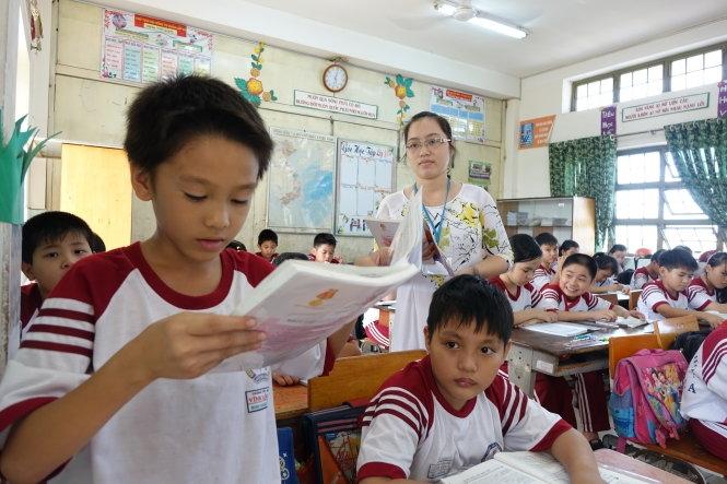 Can thiệp một cách ôn tồn - bí quyết giúp giữ trật tự trong lớp