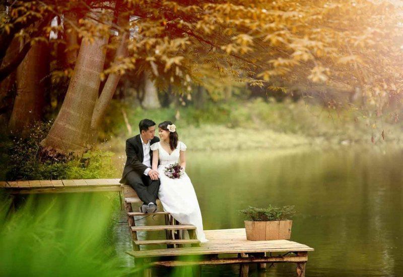 Chụp ảnh cưới ở Cần Thơ