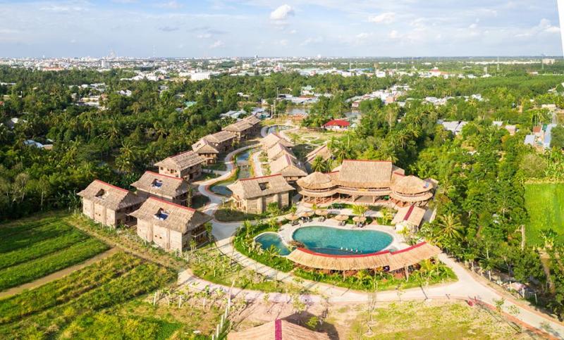 Top 10 Khách sạn 4 sao đáng lưu trú nhất tại Cần Thơ