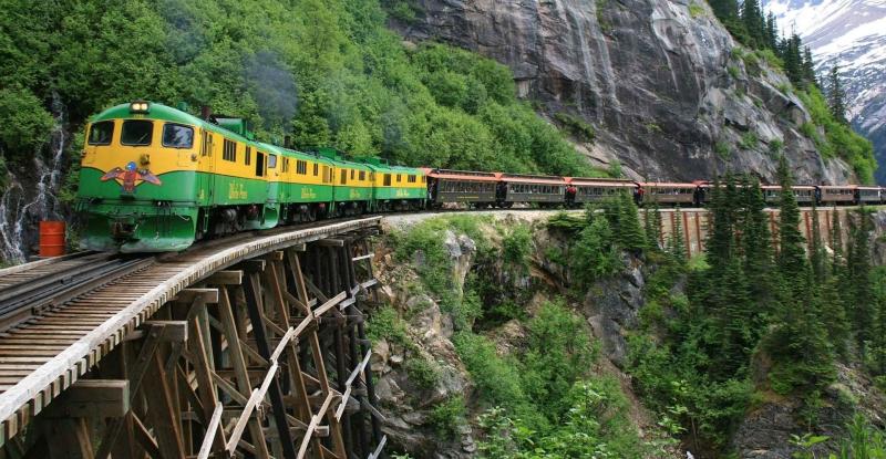 Đường sắt Canada