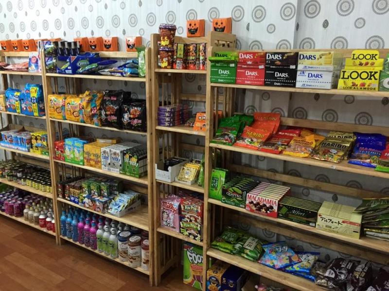Can.D Shop là thế giới thu nhỏ của bánh kẹo Nhật Bản (Nguồn: Sưu tầm)