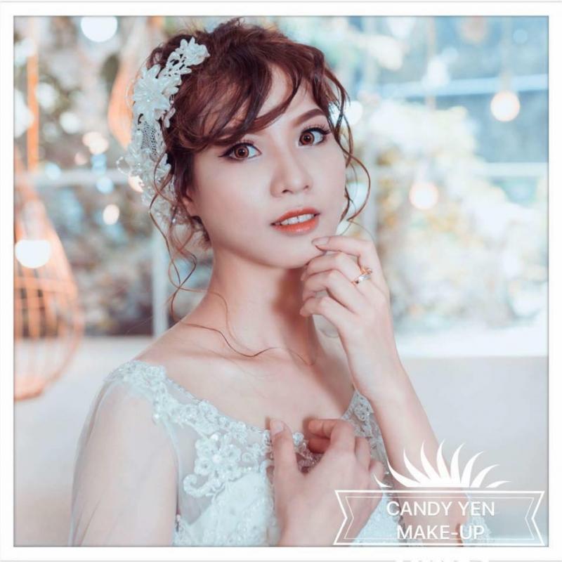 Candy Yến make Up