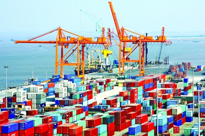 Top 10 cảng biển lớn nhất thế giới hiện nay..