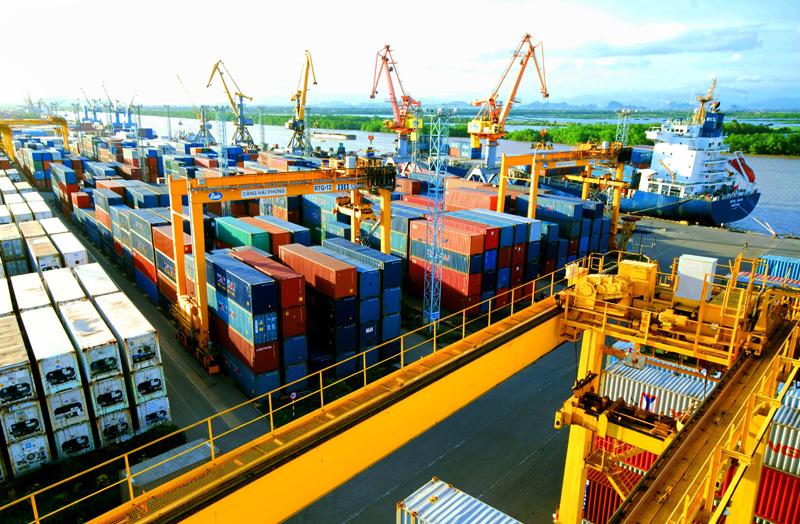 Cảng Hải Phòng, Việt Nam